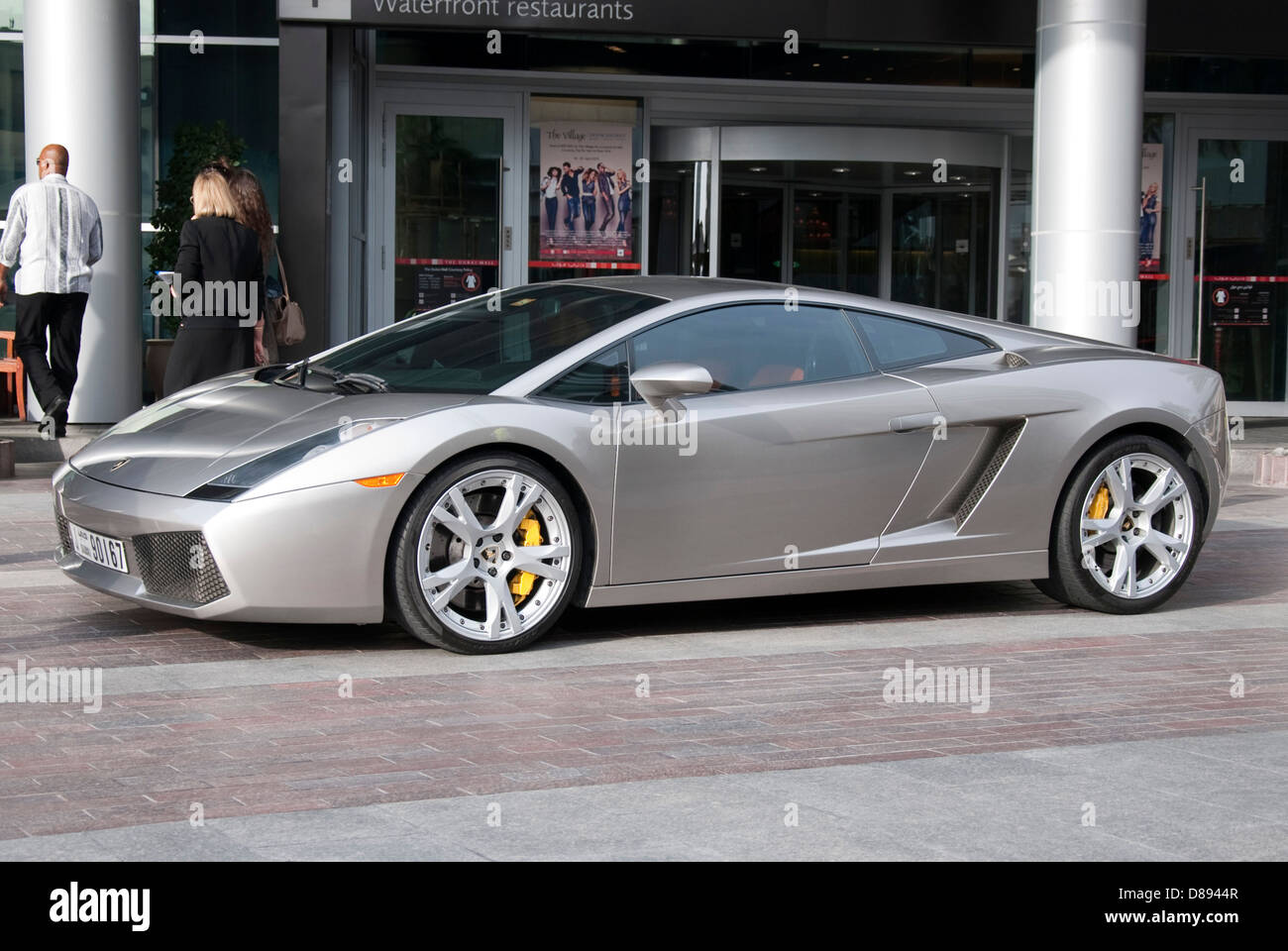 Lamborghini Silver Stock Photos Lamborghini Silver Stock Images