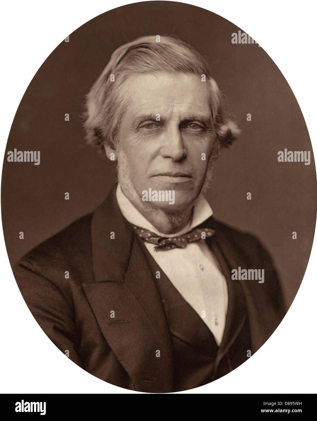 Sir William Bowman - Stock Image
