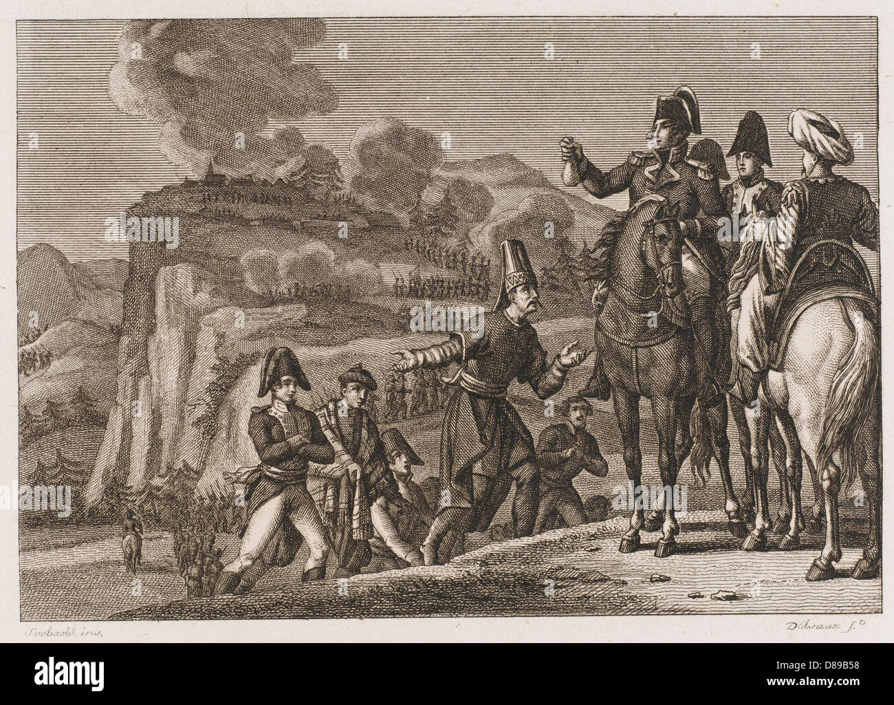 De Launay Herzegovina - Stock Image