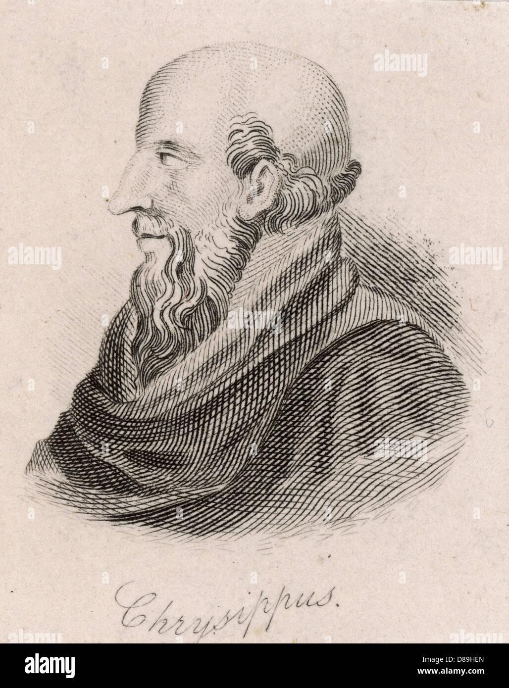 Chrysippus - Stock Image