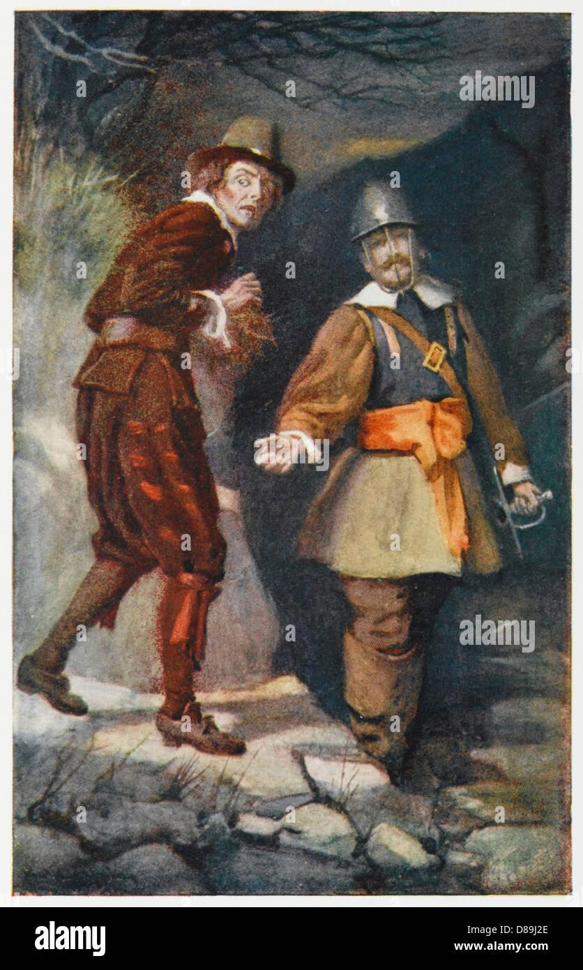 Pilgrims Progress 31 - Stock Image