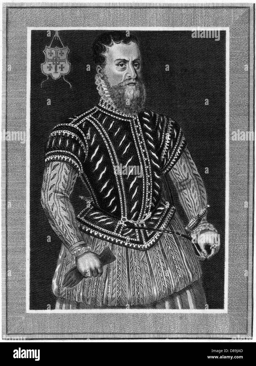 Sir Richard Clough - Stock Image