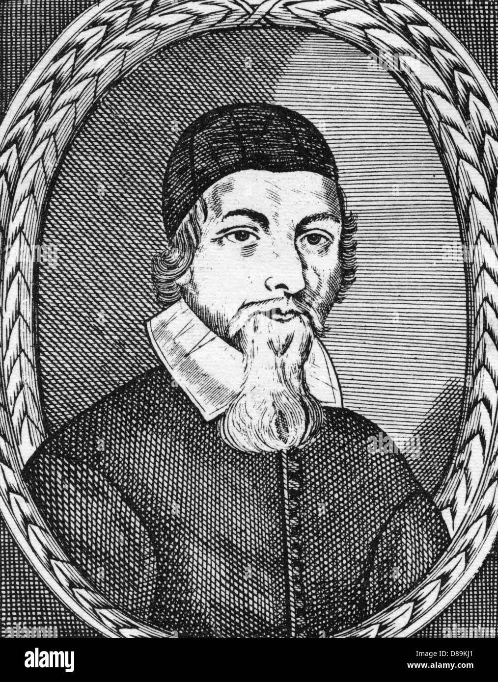 Jan Amos Comenius - Stock Image