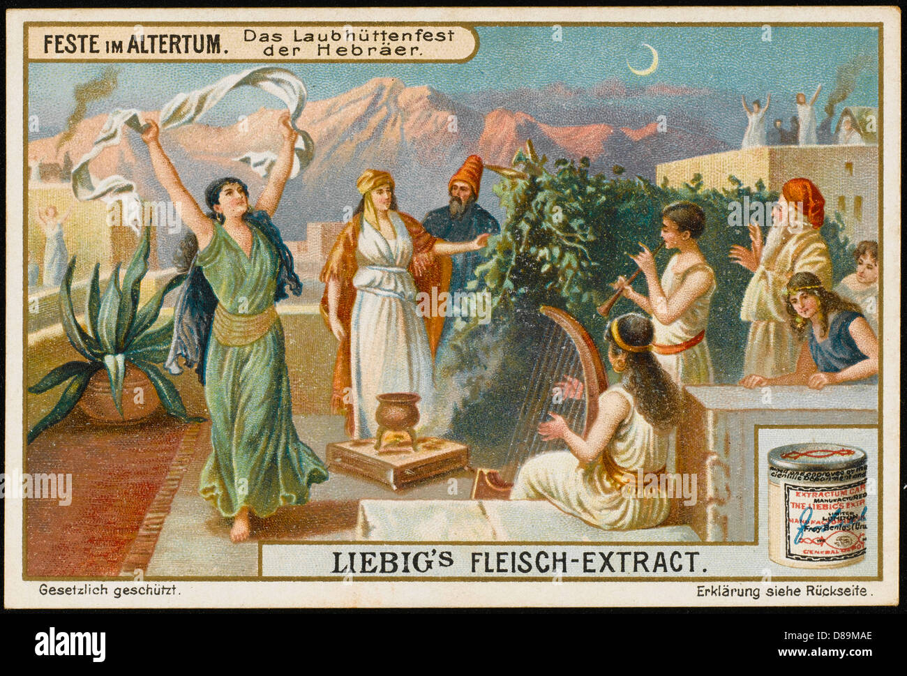 Ancient Feast Of Tabernacles Stock Photos Ancient Feast Of