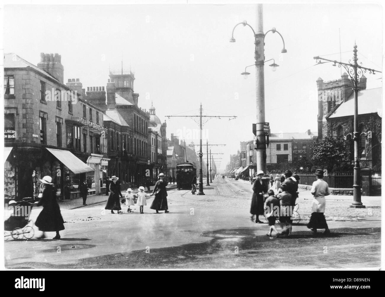 Fleetwood 1919 - Stock Image