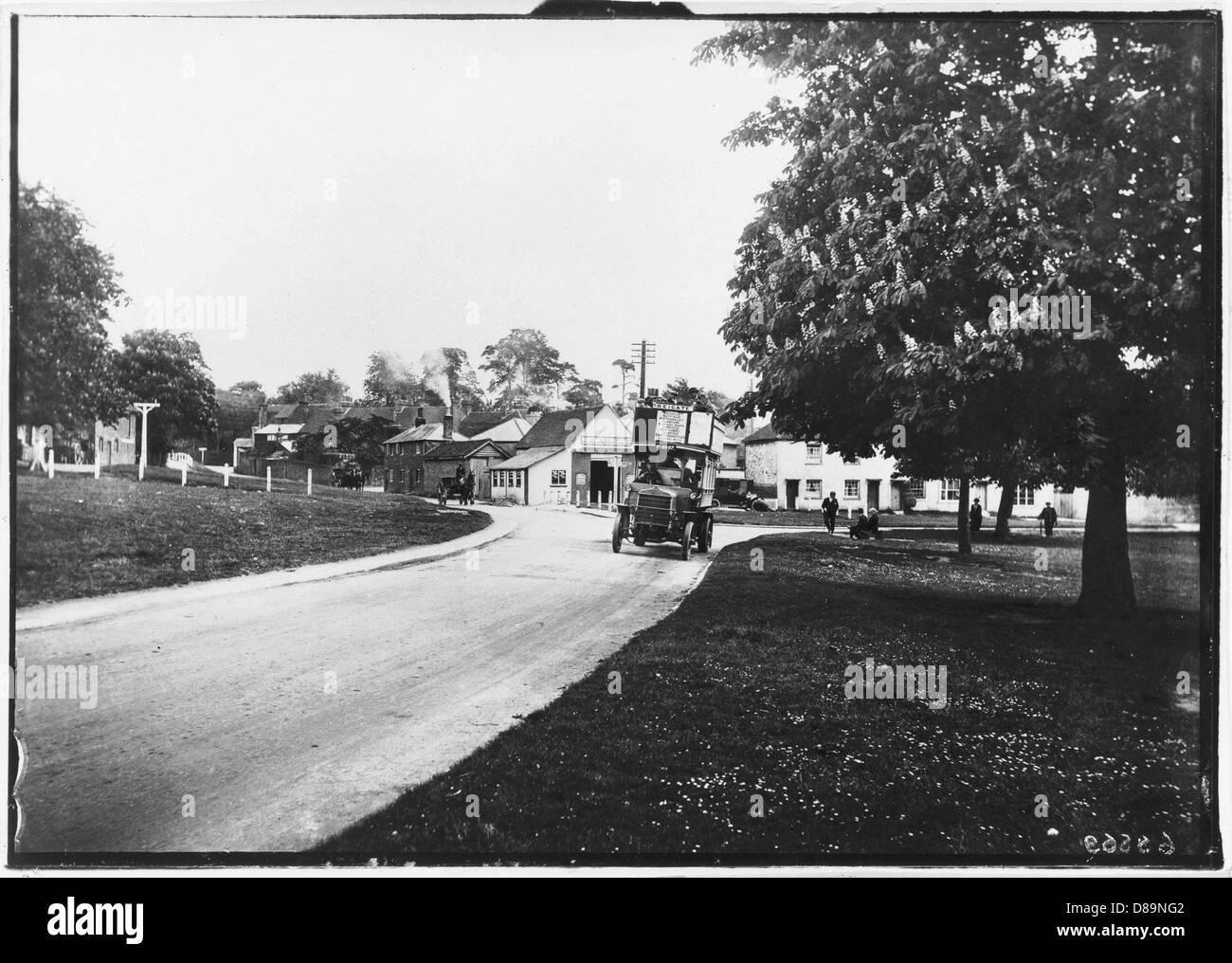 Godstone Bus 1919 - Stock Image