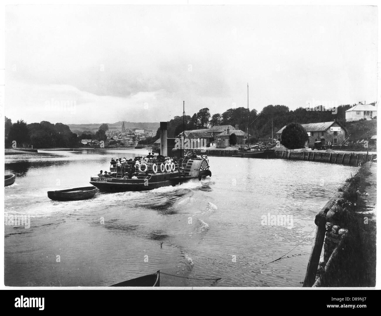 Kingsbridge 1919 - Stock Image