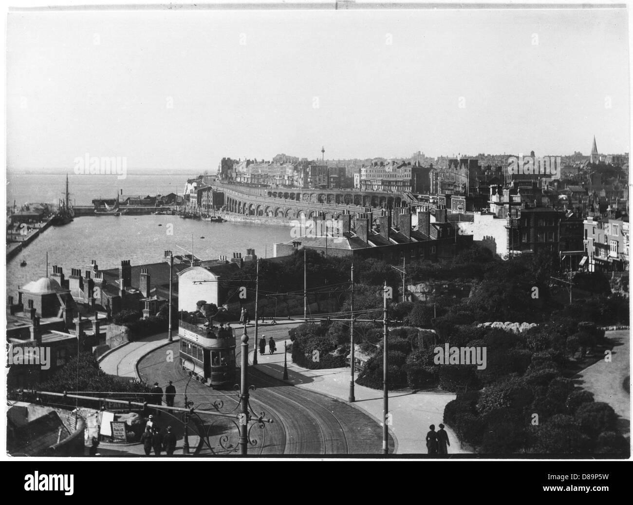 Ramsgate 1919 - Stock Image