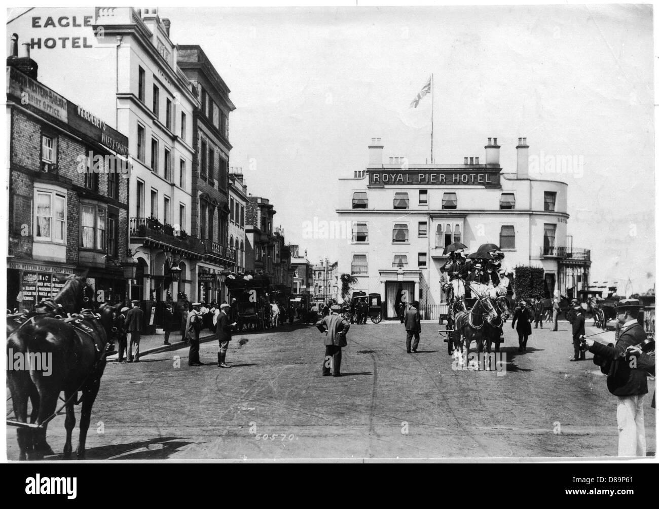 Ryde 1909 - Stock Image
