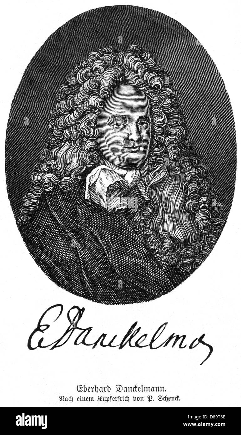 Eberhard Danckelmann - Stock Image