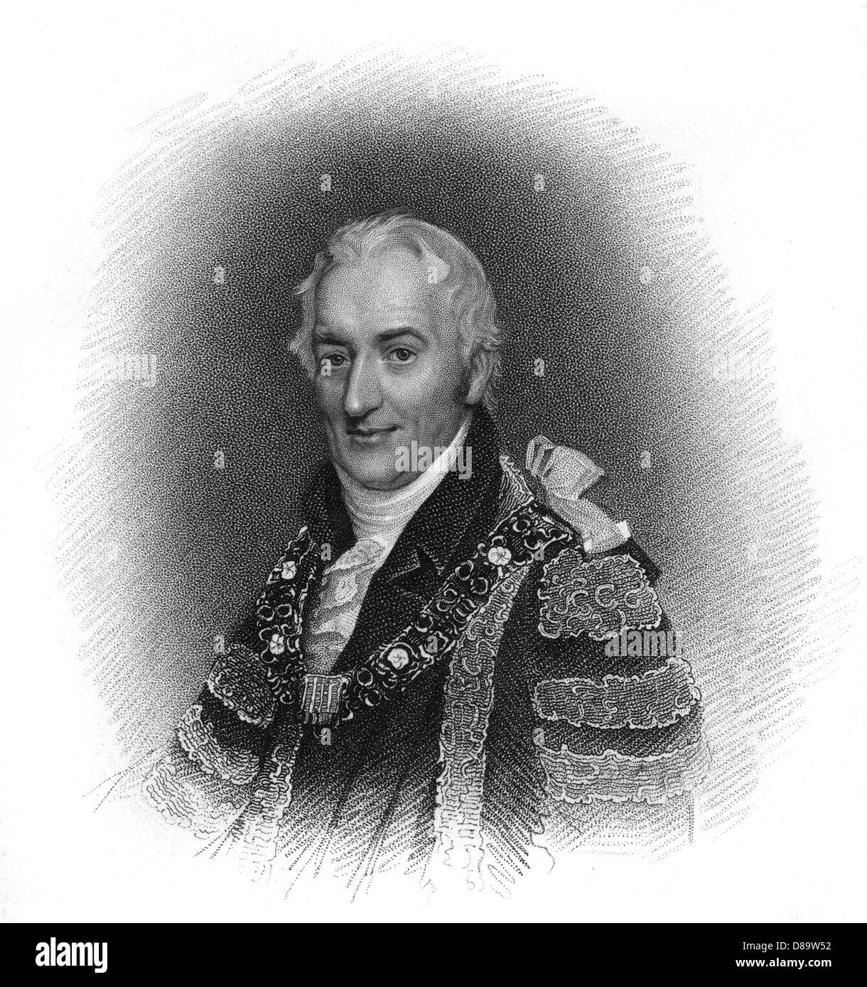 John Atkins  Mayor - Stock Image