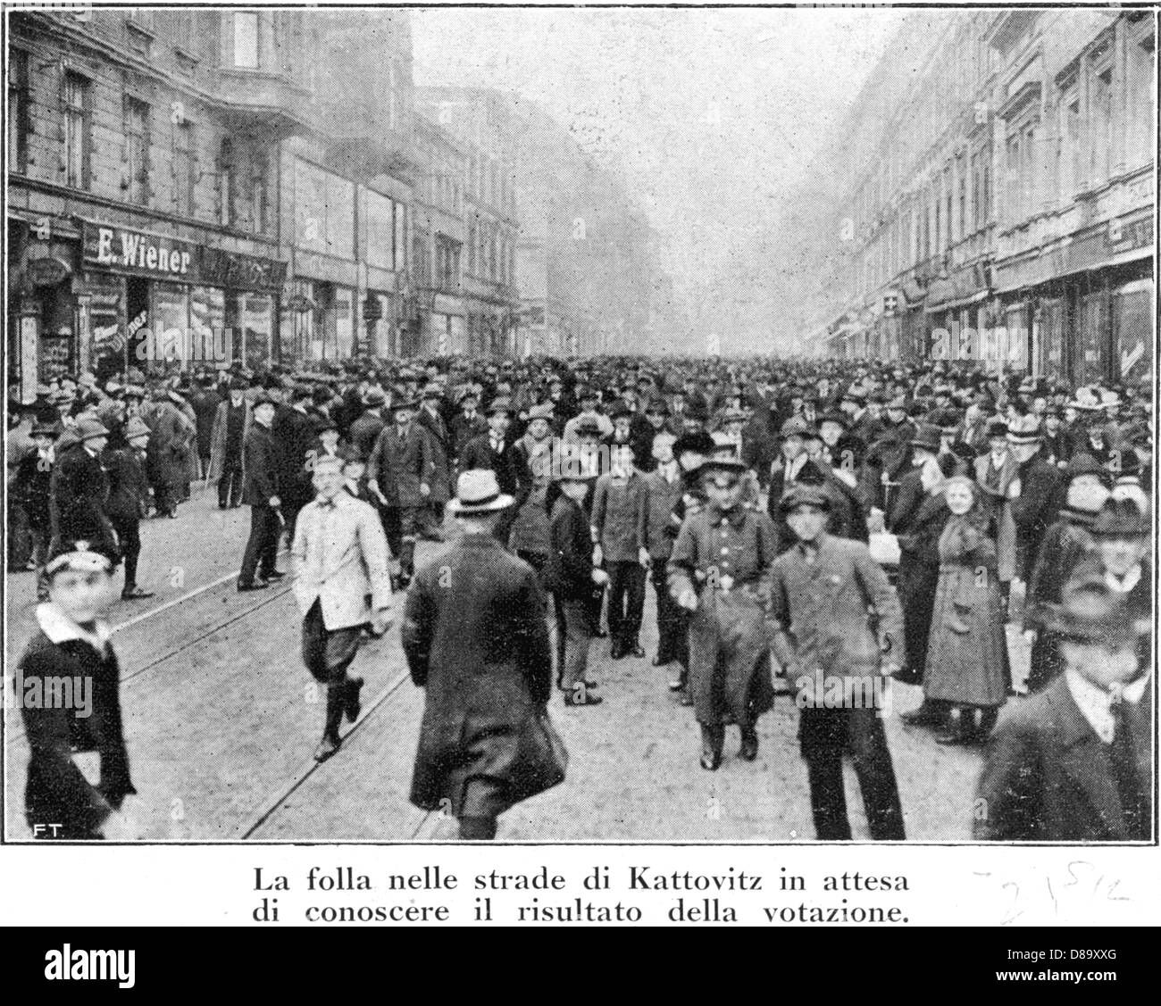 Picture of: Silesia 1921 High Resolution Stock Photography And Images Alamy