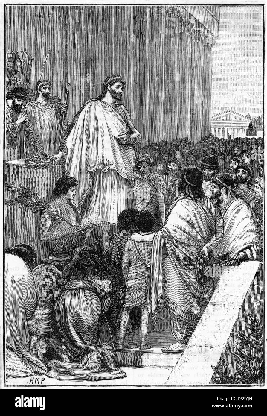 pericles burial oration