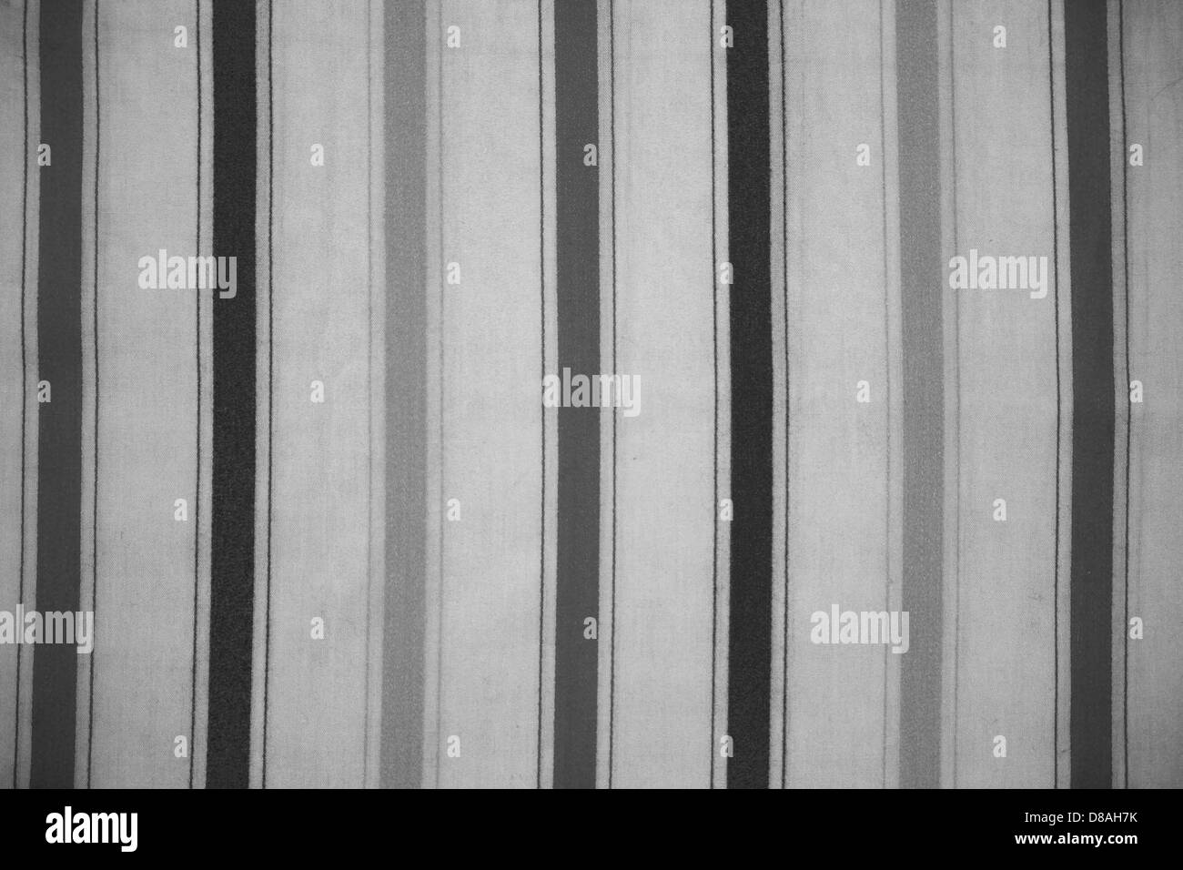 Striped Fabric Black And White Stock Photos Images Alamy