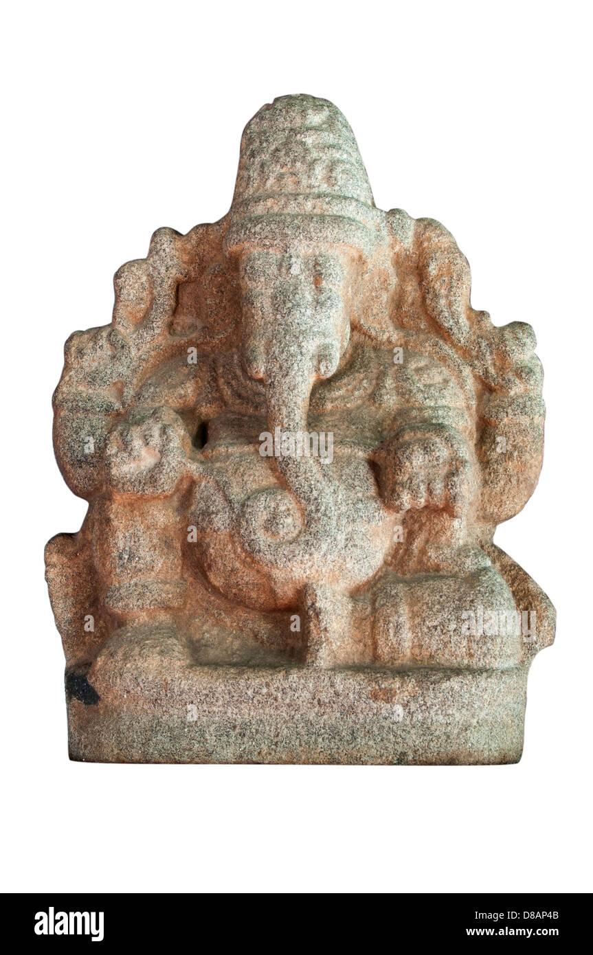 God Ganesha - Stock Image