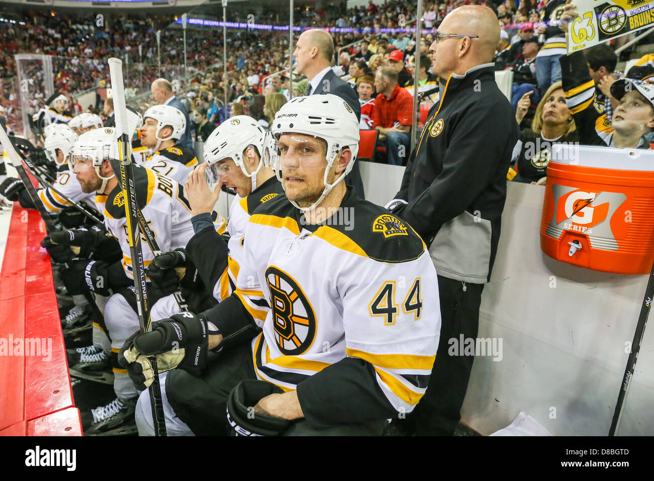 online retailer 34d52 e2a41 Boston Bruins Dennis Seidenberg Stock Photo: 56803053 - Alamy