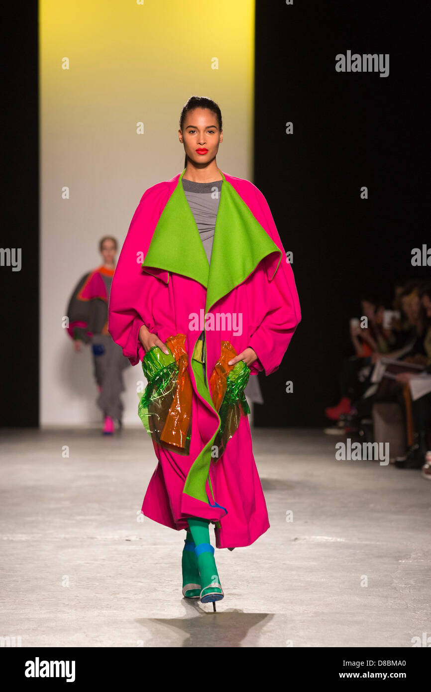 Fashion Design Ba Hons Runway High Resolution Stock Photography And Images Alamy