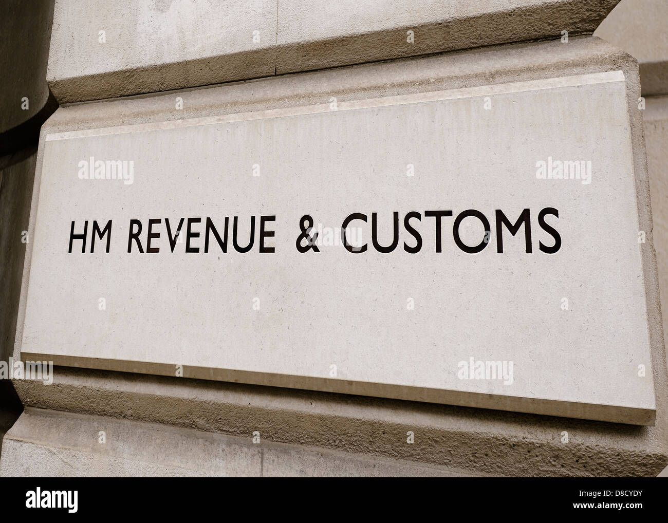 HM Revenue and Customs, Westminster, London, England, UK. - Stock Image