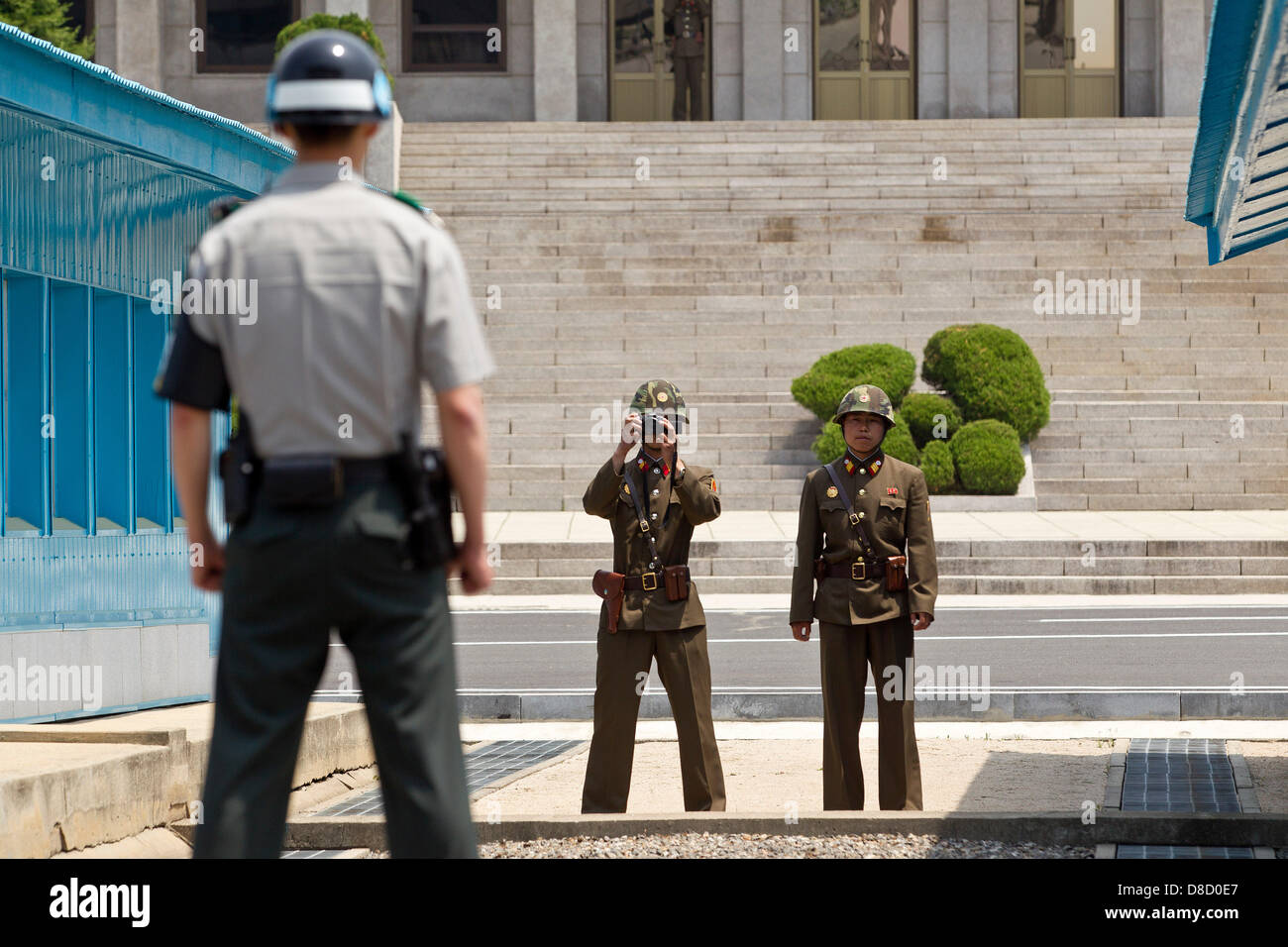south korea border with north korea choice image