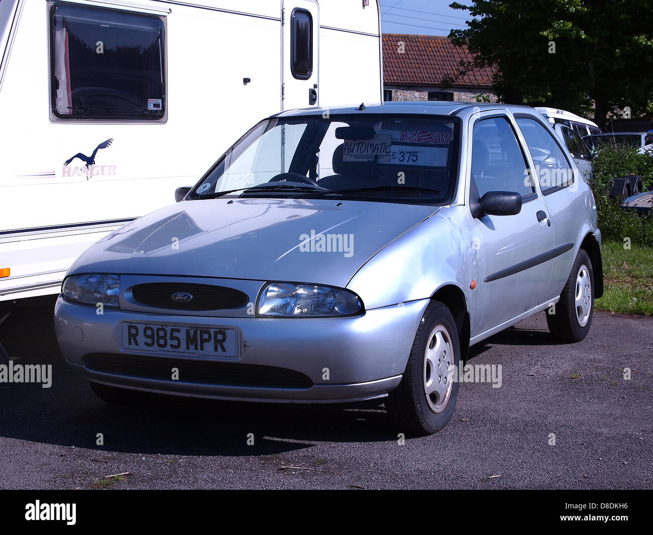 Old Ford Fiesta Stock Photos Old Ford Fiesta Stock Images Alamy