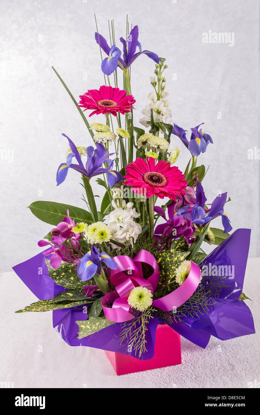 Beautiful Flower Arrangement Stock Photos Beautiful Flower