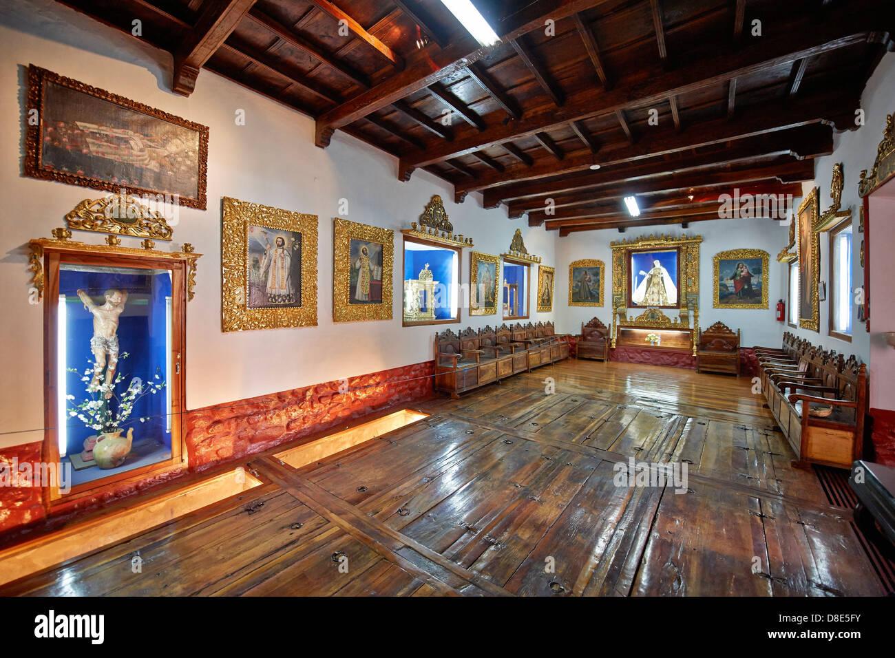 Convento de Santa Teresa, Potosi, Bolivia - Stock Image
