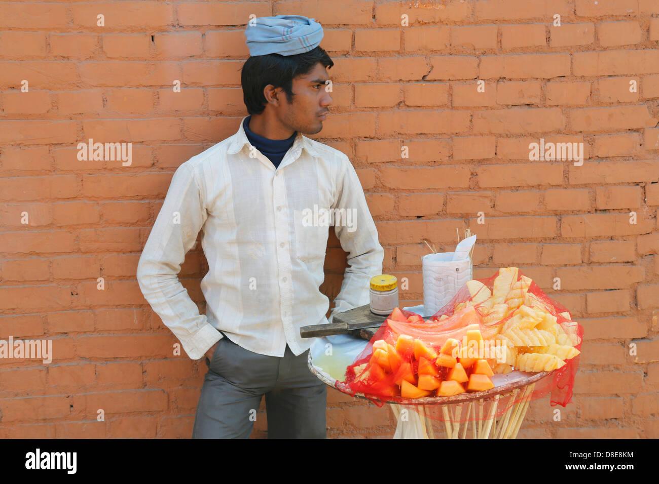 Hinduist, Kathmandu, Nepal, Asia Hinduist, Kathmandu, Nepal, Asia - Stock Image