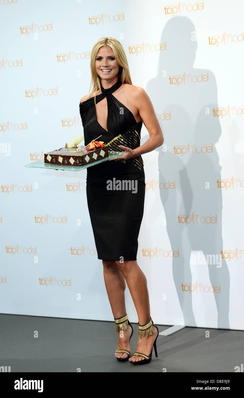 Heidi Klum Birthday Cake