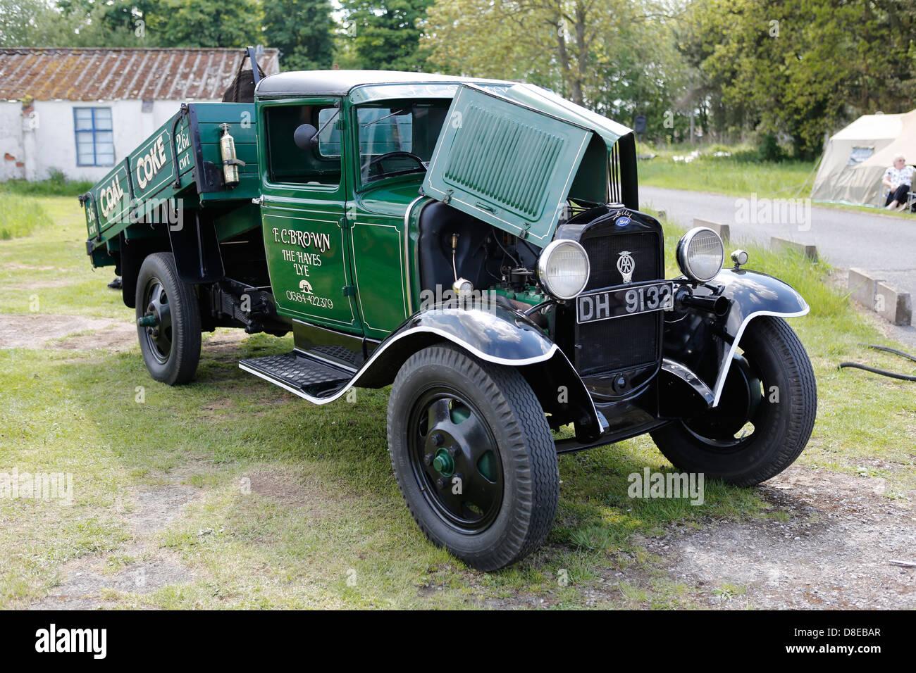 1932 Ford Model AA 1 Ton Tipper Truck