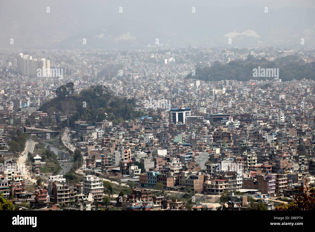 Kathmandu, Nepal, Asia - Stock Image