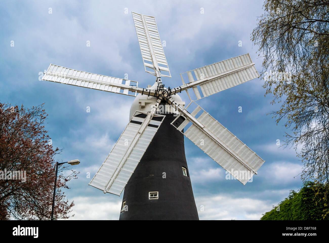 Holgate Windmill, York, UK - Stock Image