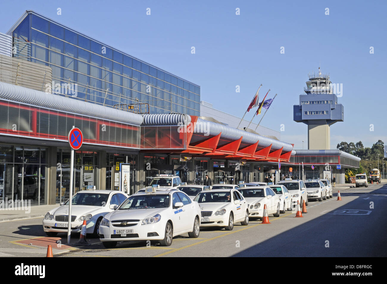 Airport - Stock Image
