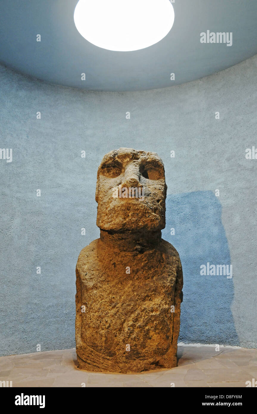archaeological museum - Stock Image