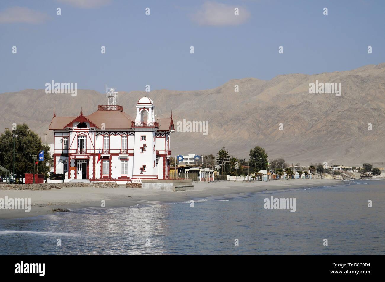 Armada de Chile - Stock Image