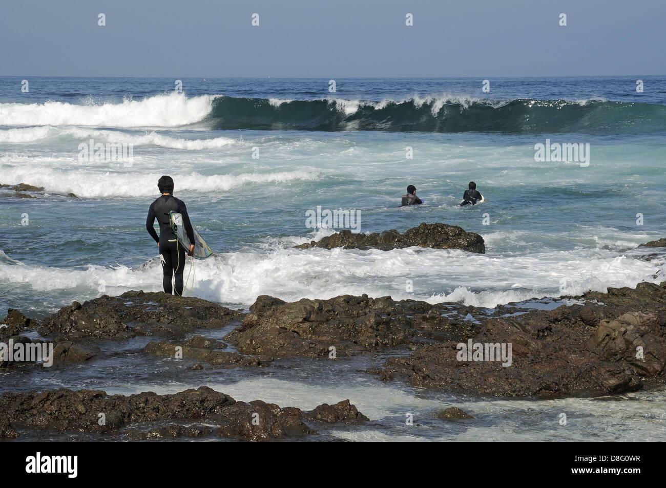 surfer - Stock Image