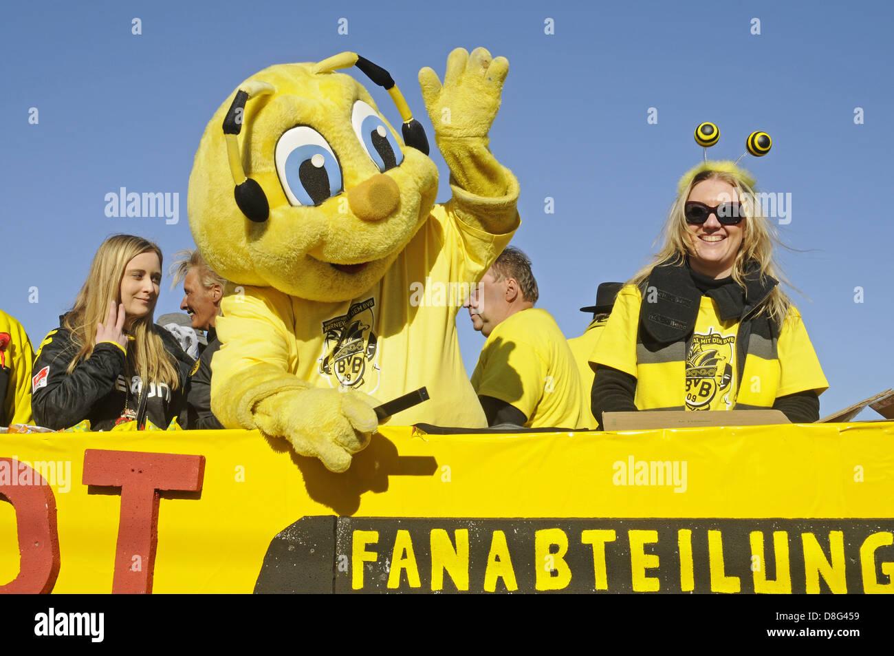 Mascot - Stock Image