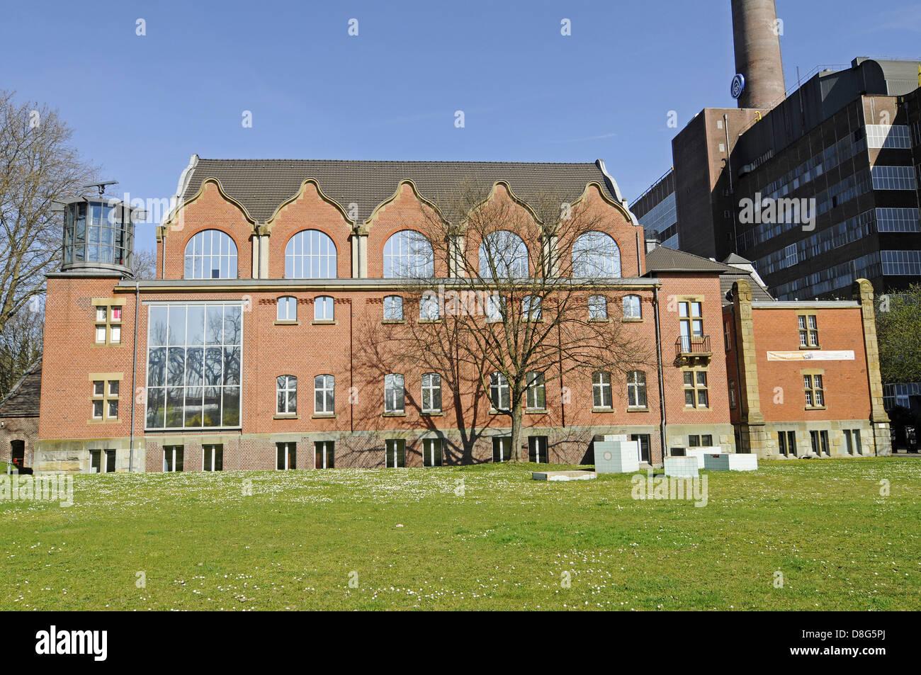 Museum of German Inland Navigation - Stock Image