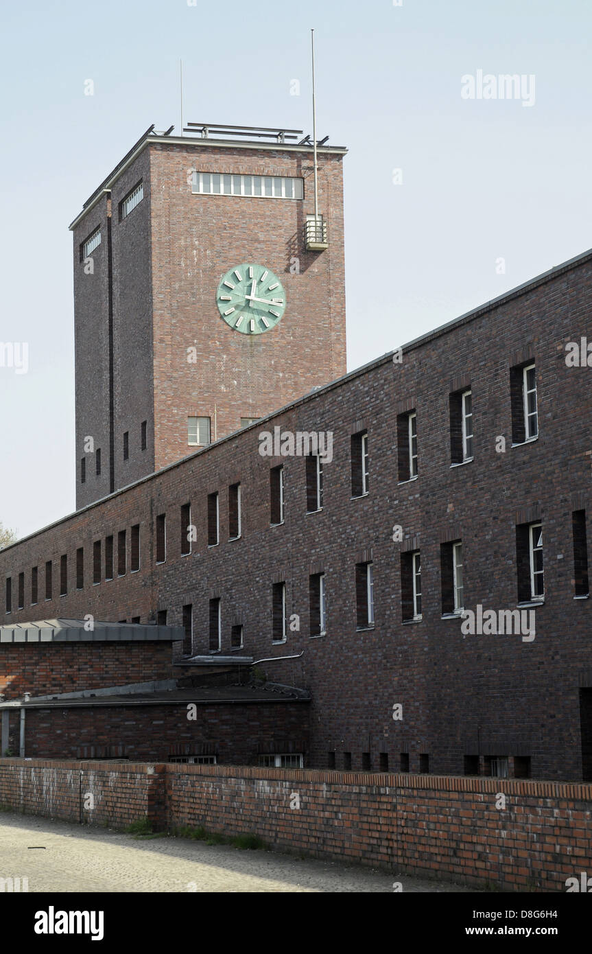 Main station - Stock Image