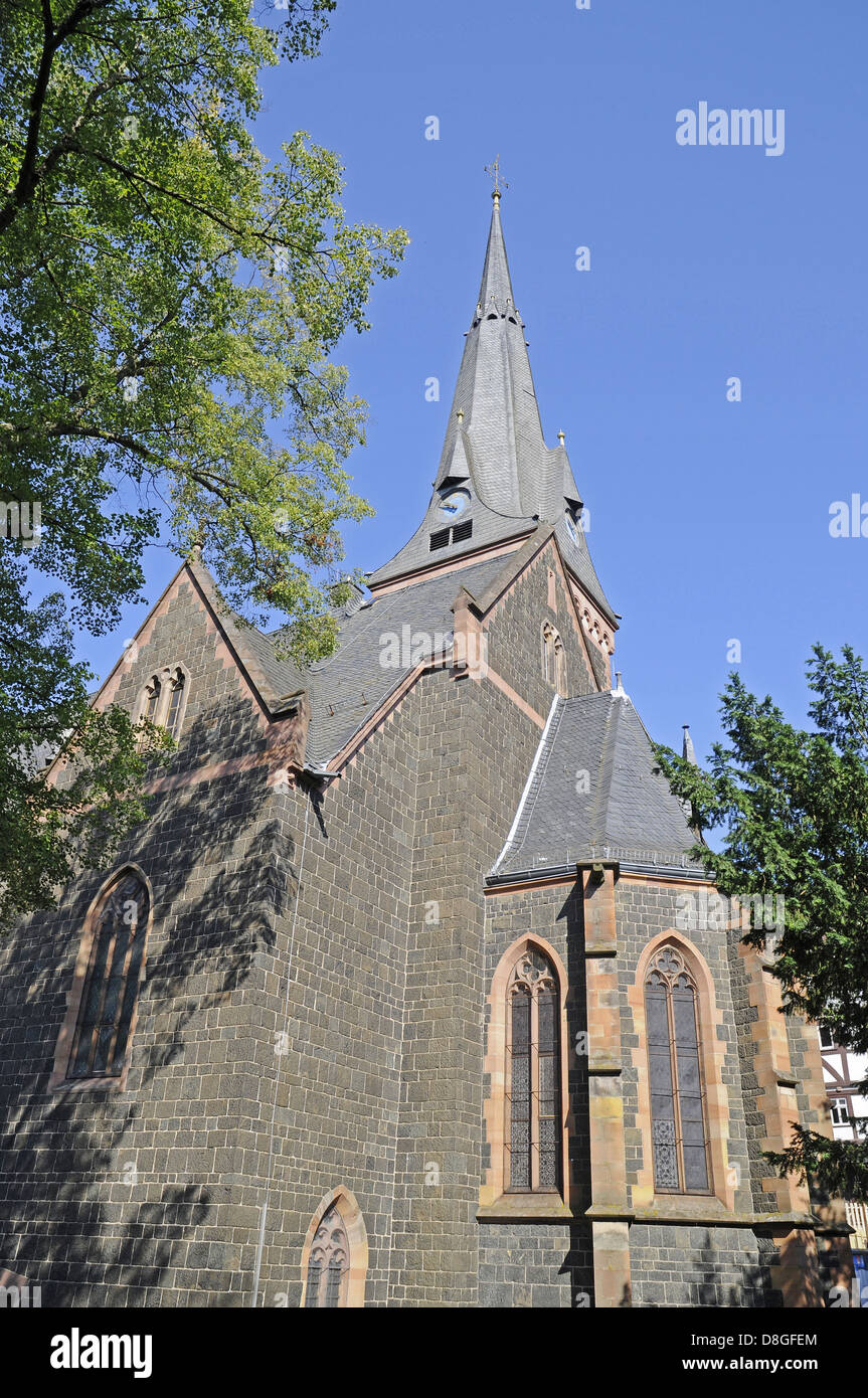 City Evangelical Church - Stock Image