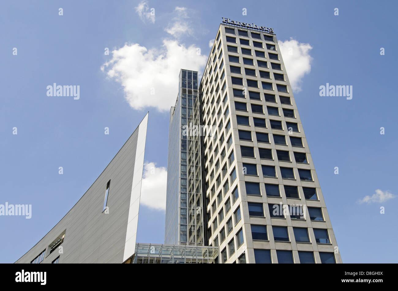 Harenberg City Center - Stock Image