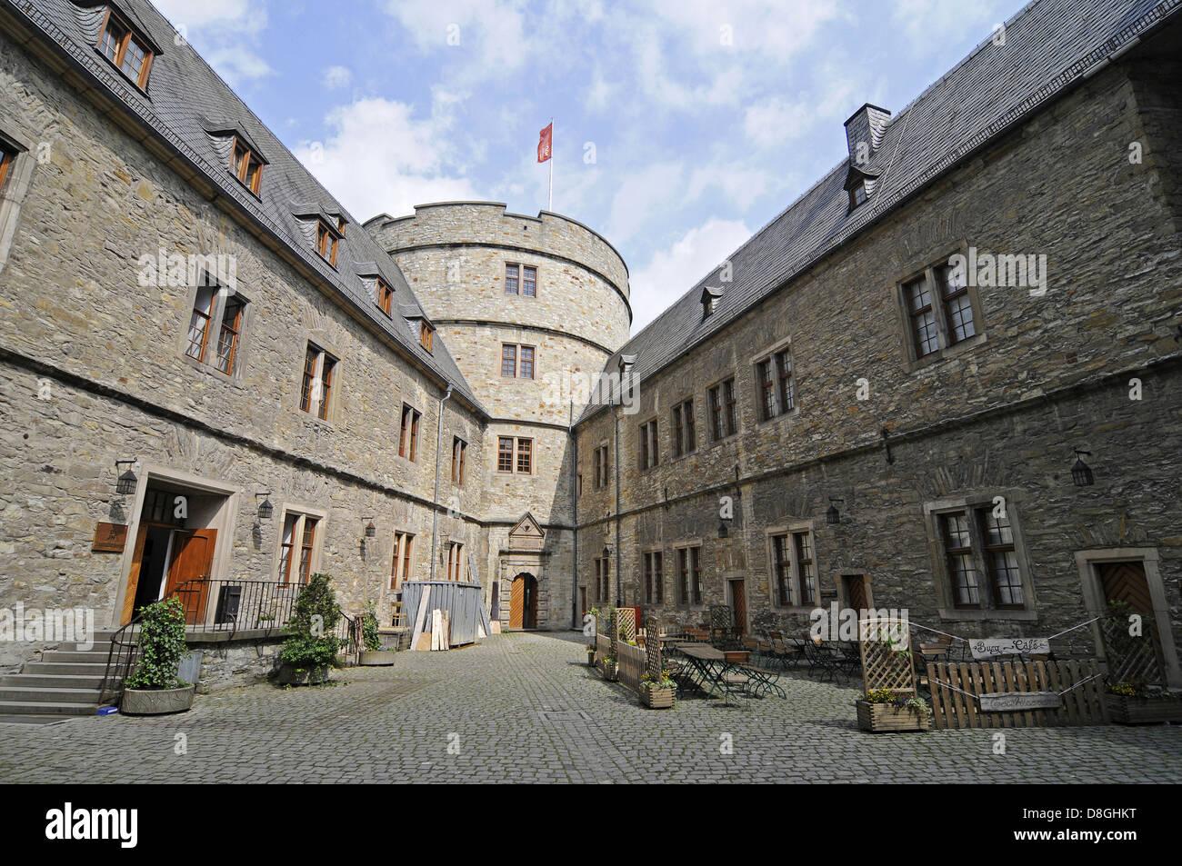 Wewelsburg Stock Photo