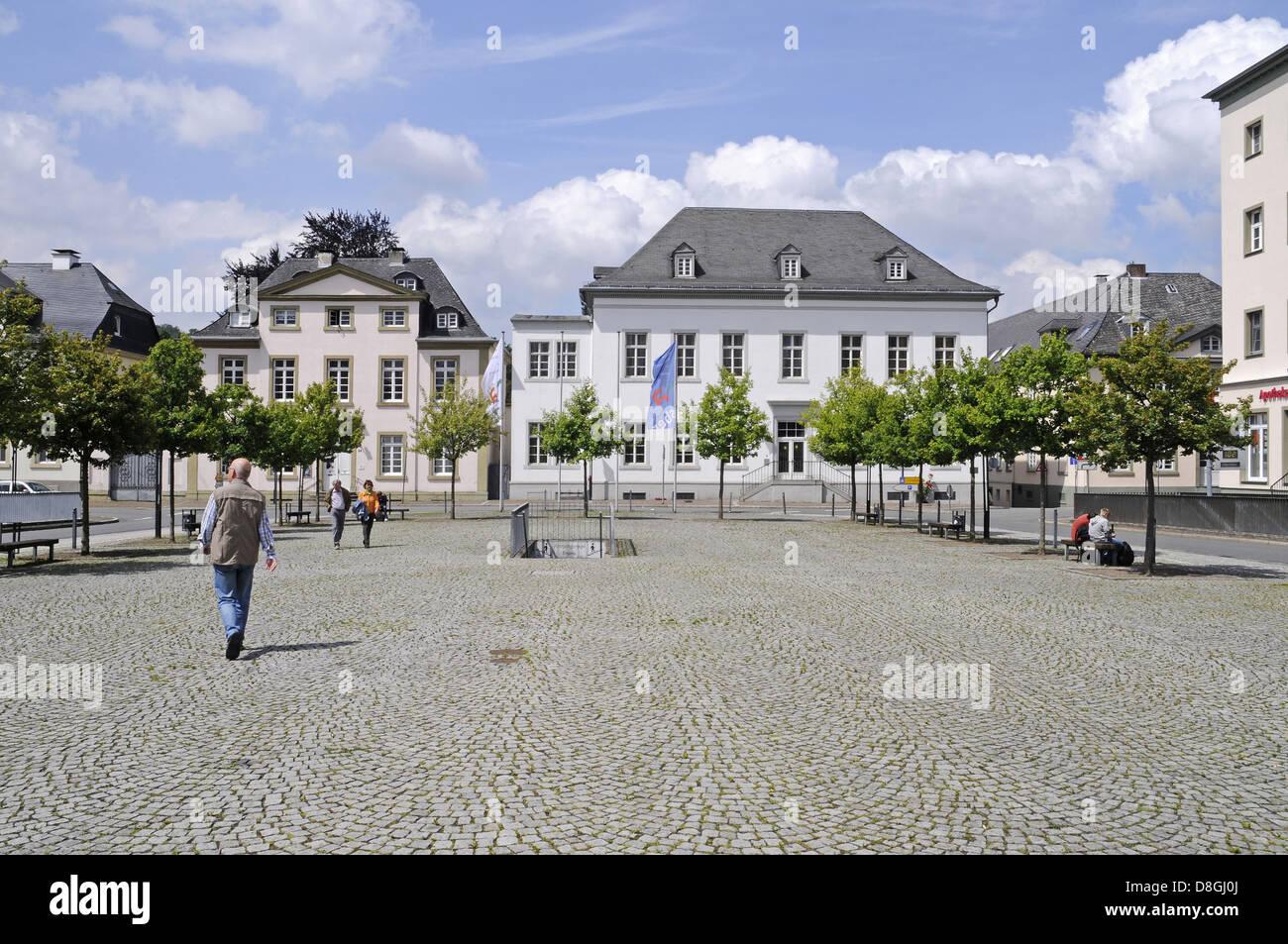 classical Neumarkt - Stock Image