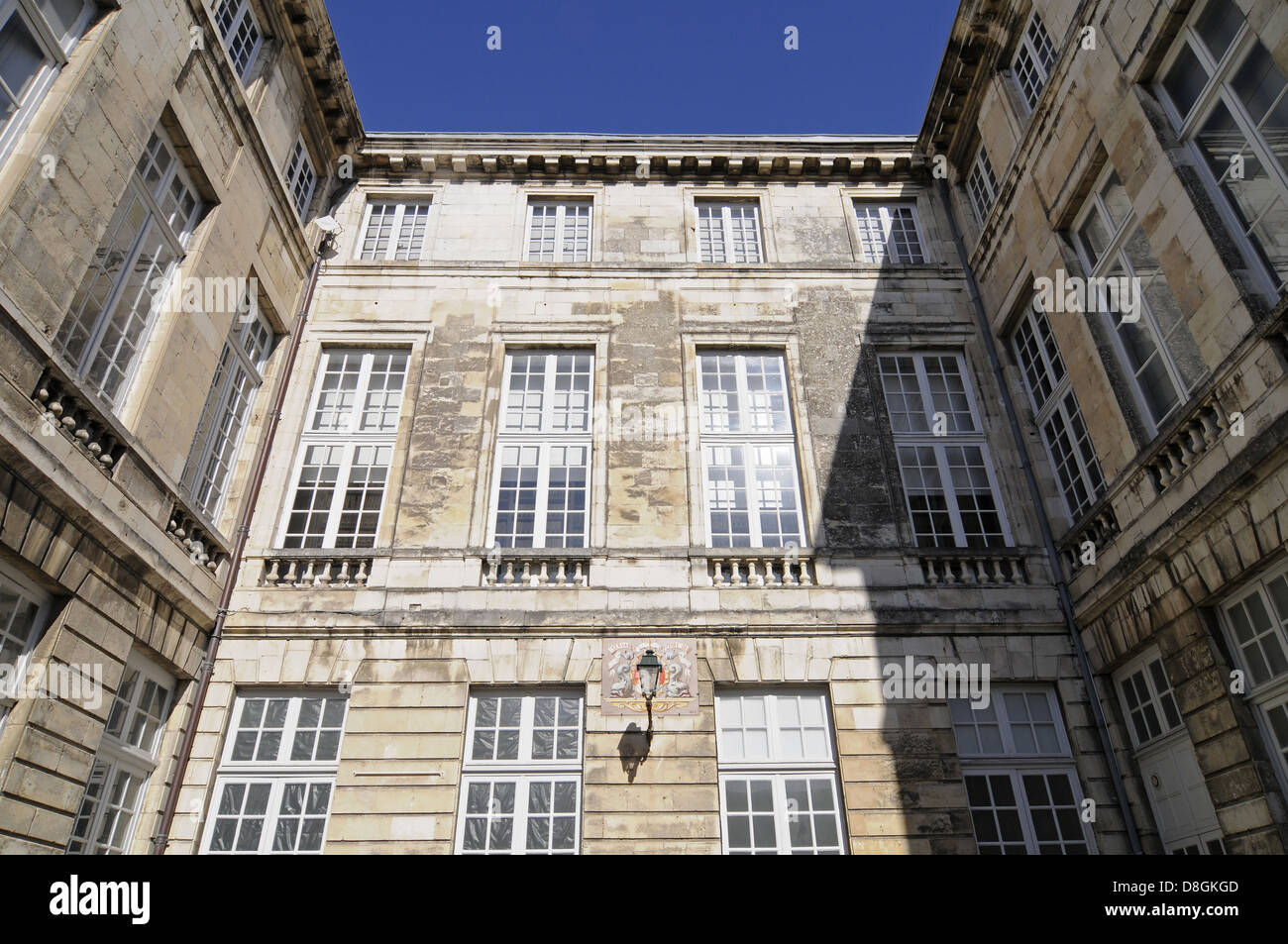 Musee des Beaux Arts Stock Photo