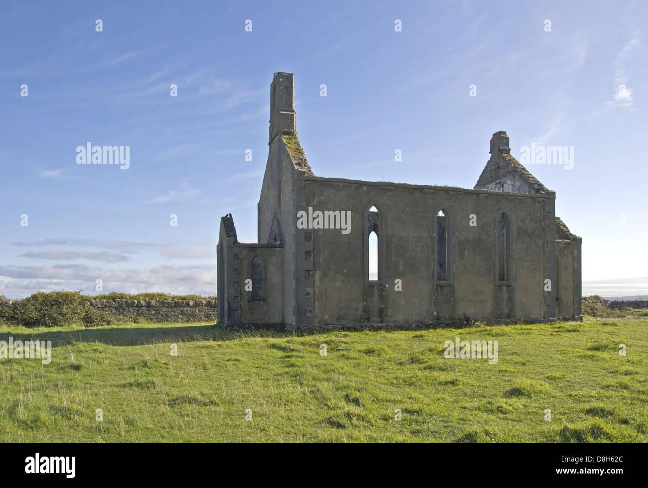 Irish culture heritage - Stock Image