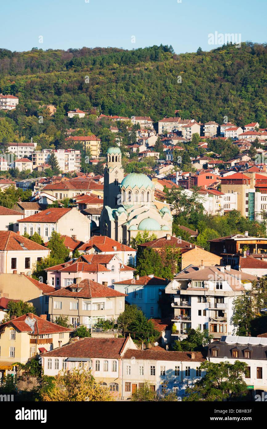 Europe, Bulgaria, Veliko Tarnovo, Stock Photo