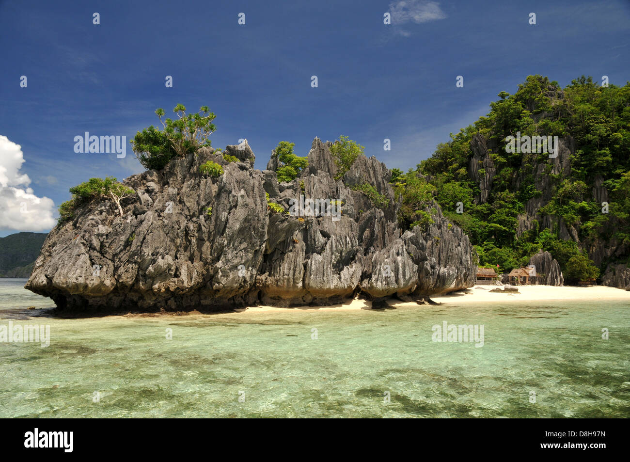 dream vacation - Stock Image