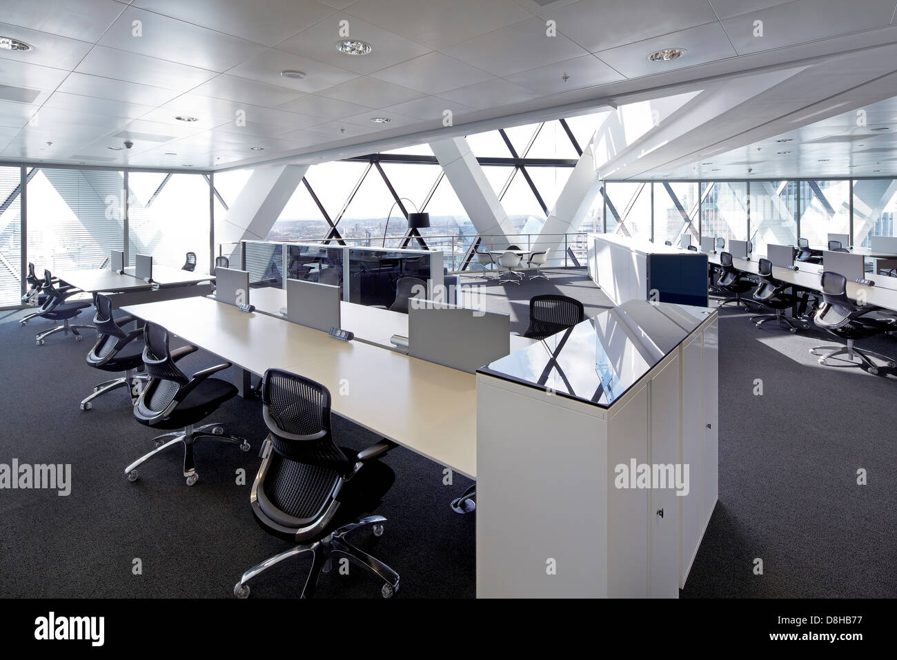 ion trading london office