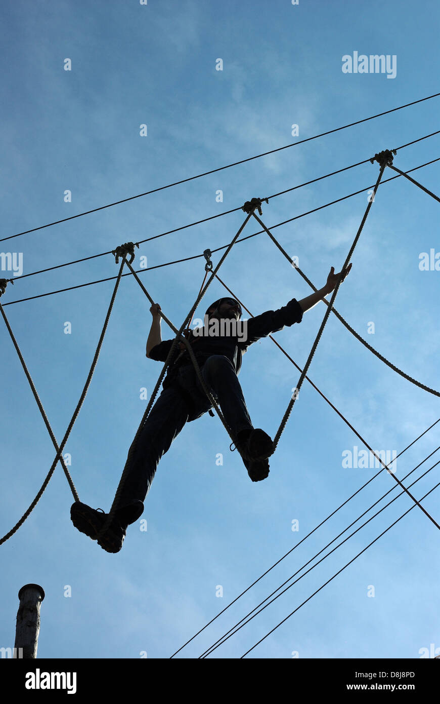 L Ropes Stock Photos & L Ropes Stock Images - Alamy