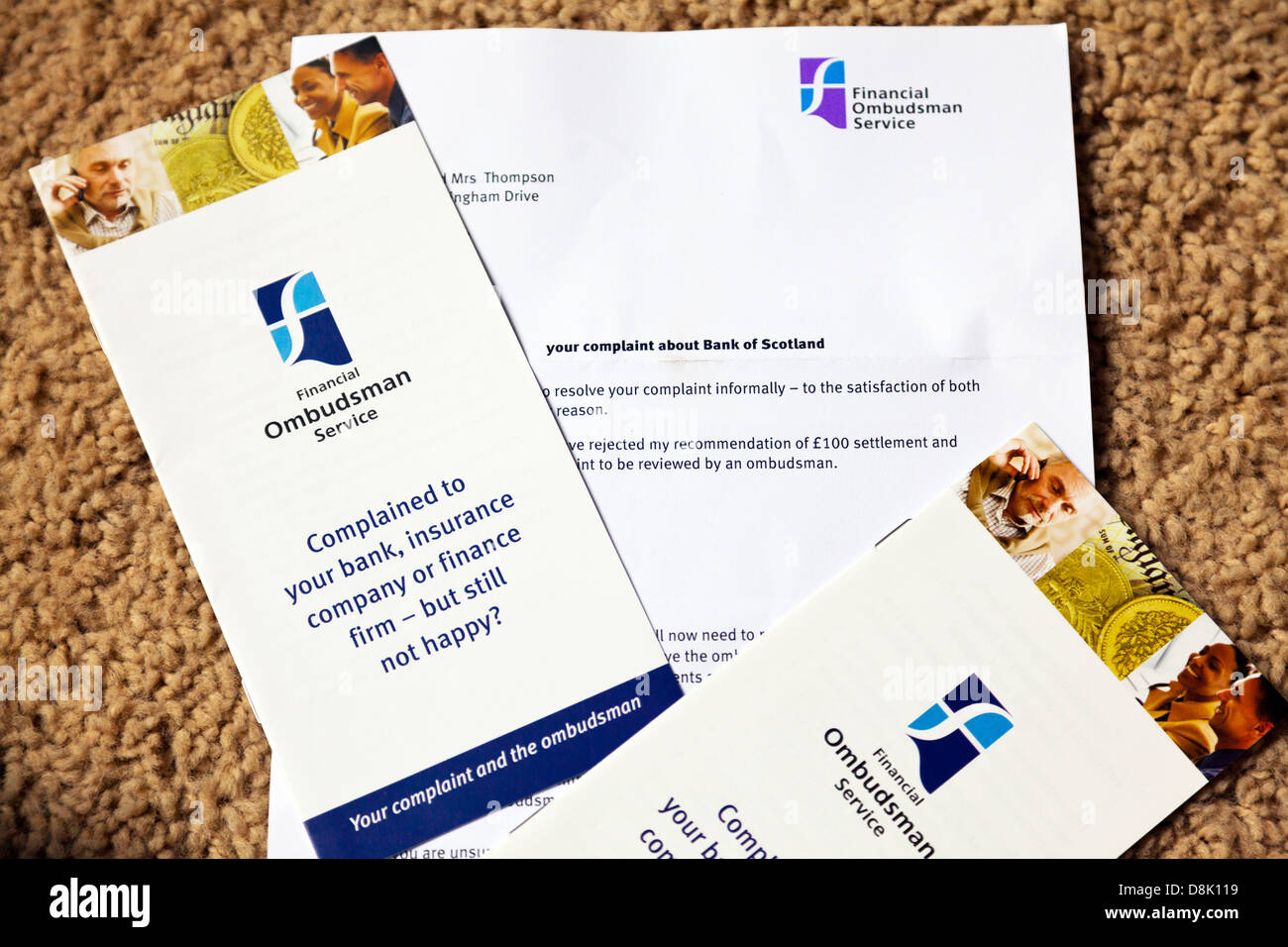Halifax Ppi Claims >> Letter From The Financial Ombudsman Regards Ppi Claim