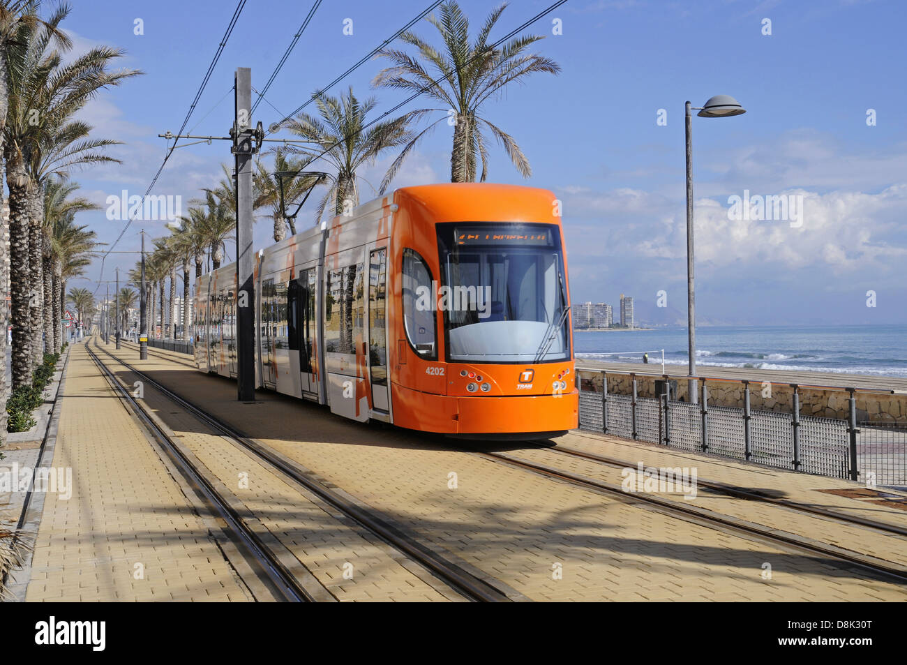 Streetcar - Stock Image